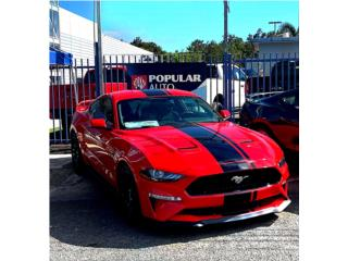 Ford Puerto Rico Ford, Mustang 2020