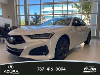 Acura, Acura TLX 2021, Acura TLX Puerto Rico