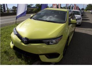 Toyota Puerto Rico Toyota, Corrolla iM 2019
