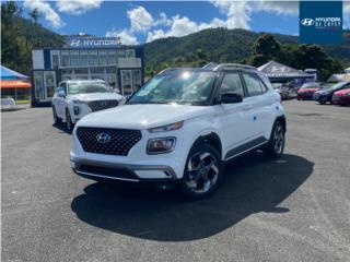 Hyundai Puerto Rico Hyundai, Venue 2021
