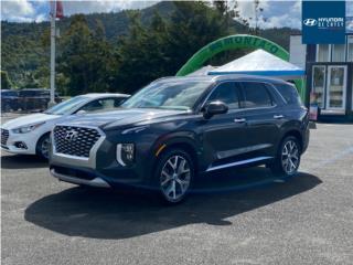 Hyundai, Palisade 2021, Elantra Puerto Rico