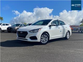 HYUDAI ACCENT 2020 , Hyundai Puerto Rico