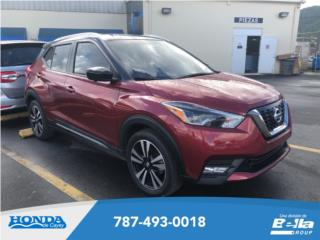 NISSAN KICKS SR 2020 PAGOS DESDE $148 , Nissan Puerto Rico
