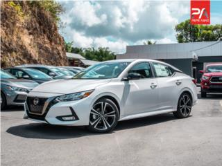 Nissan Sentra 2020 SR desde 1.99% de interes , Nissan Puerto Rico