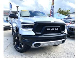 RAM REBEL 1500 4X4 2021  , RAM Puerto Rico