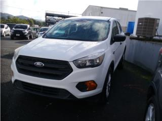 FORD ESCALE S 2020  , Ford Puerto Rico