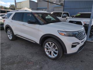 Ford Puerto Rico Ford, Explorer 2021