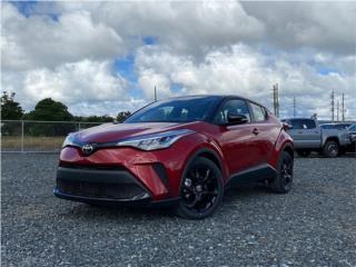 Toyota, C-HR 2021, C-HR Puerto Rico