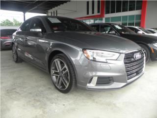 Audi Puerto Rico Audi, Audi A3 2018