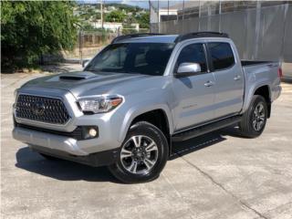 Toyota, Tacoma 2018, Jeep Puerto Rico