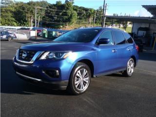 Nissan, Pathfinder 2018  Puerto Rico