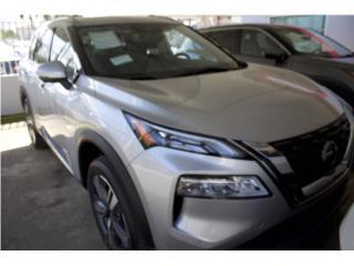 2021 Nissan Rogue pagos desde $399 , Nissan Puerto Rico