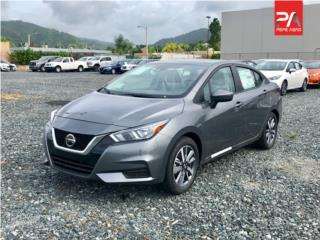 Nissan, Versa 2021  Puerto Rico