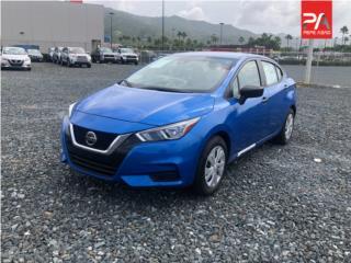 NISSAN VERSA 2021  , Nissan Puerto Rico