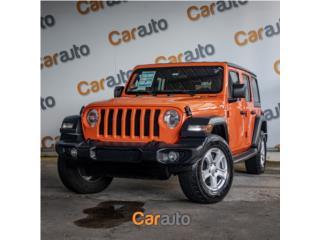 Jeep, Wrangler 2018, Wrangler Puerto Rico