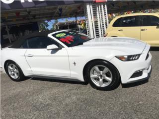 Ford Puerto Rico Ford, Mustang 2017
