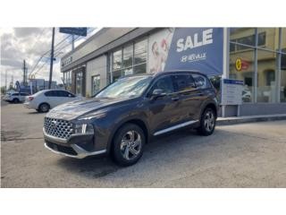Hyundai, Santa Fe 2021, Elantra Puerto Rico