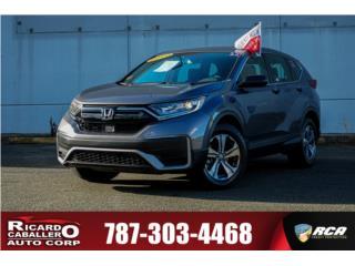 Honda, CR-V 2020, Chevrolet Puerto Rico
