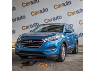Hyundai, Tucson 2017, Elantra Puerto Rico
