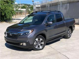 Honda, Ridgeline 2019, Accord Puerto Rico