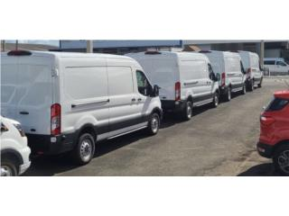 Ford Puerto Rico Ford, Transit Cargo Van 2020