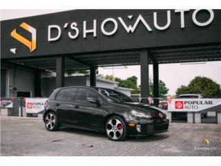 Volkswagen Puerto Rico Volkswagen, GTI 2016