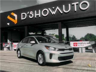Kia, Rio 2020, Toyota Puerto Rico