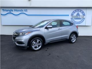Honda, HRV 2020, HRV Puerto Rico