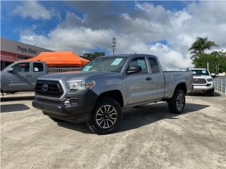 Toyota, Tacoma 2021, Rav4 Puerto Rico