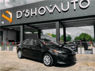 Toyota Camry 2020 con garantía  , Toyota Puerto Rico