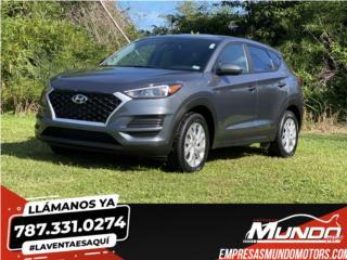 Hyundai, Tucson 2020, Kona Puerto Rico