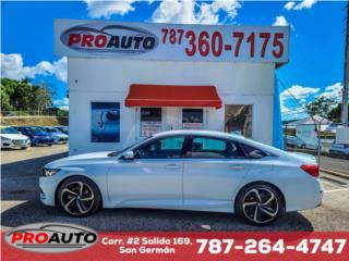 Honda, Accord 2020, HRV Puerto Rico