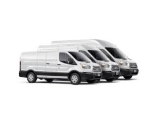 Ford Puerto Rico Ford, Transit Cargo Van 2020