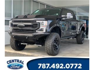 Ford F-250 2020 Lariat FX-4 blanca , Ford Puerto Rico