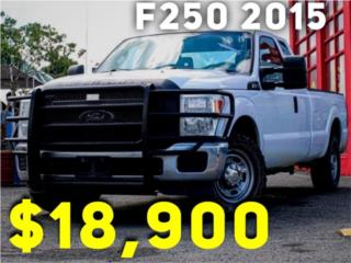 Ford, F-250 Pick Up 2015, Mustang Puerto Rico