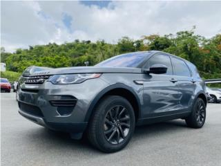 LandRover, Discovery 2018  Puerto Rico