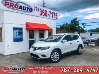 Suzuki, Nissan, Rogue 2016, Forsa Puerto Rico