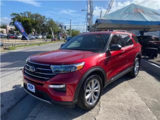 Ford, Explorer 2020, F-500 series Puerto Rico
