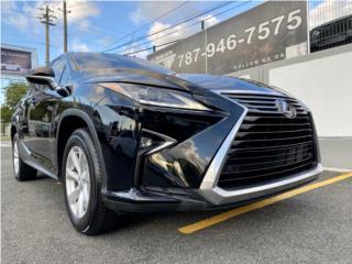 Lexus, Lexus RX 2016  Puerto Rico