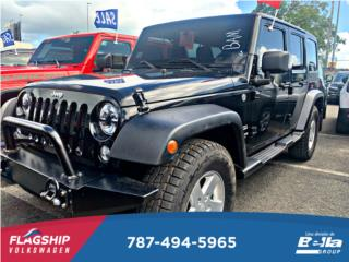 2020 Jeep Wrangler Unlimited Sport, J0111420  , Jeep Puerto Rico