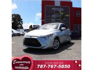 Toyota Puerto Rico Toyota, Yaris 2018