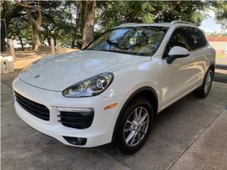 Porsche, Cayenne 2016  Puerto Rico