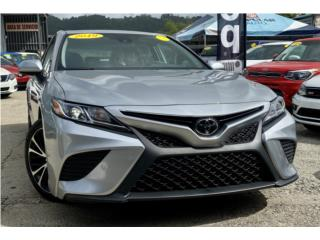TOYOTA CAMRY SE 2016 USED CERTIFIED  , Toyota Puerto Rico