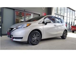 Nissan Puerto Rico Nissan, Versa Note 2017