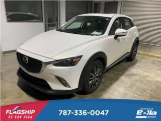 Mazda, CX-3 2017, CX-3 Puerto Rico