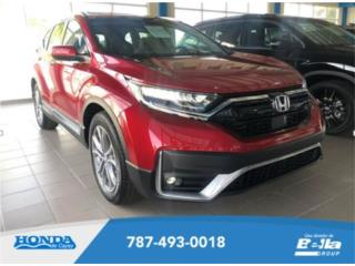 CRV TOURING 2019! *ULTIMA! , Honda Puerto Rico