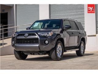 2020 TOYOTA 4RUNNER TRD OFF ROAD  , Toyota Puerto Rico