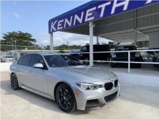 BMW 328I INTERIORES EN CORAL RED DAKOTA 2016 , BMW Puerto Rico