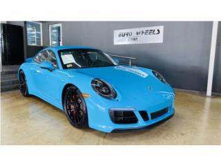 Porsche Puerto Rico Porsche, Porsche 911 2017
