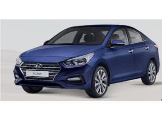 ACCENT LIMITED 2020 , Hyundai Puerto Rico